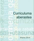 CURRICULUMA ABERASTEA - Berrilasarte