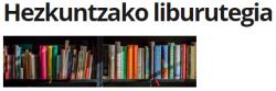 HEZKUNTZAKO LIBURUTEGIA
